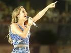 Claudia Leitte vai agitar micareta em Carmópolis, SE