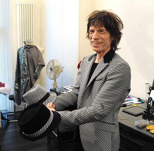 Jagger Fala De Moda Masculina E Conta Truques De Sua Imagem Em Cena Moda Masculina O Globo