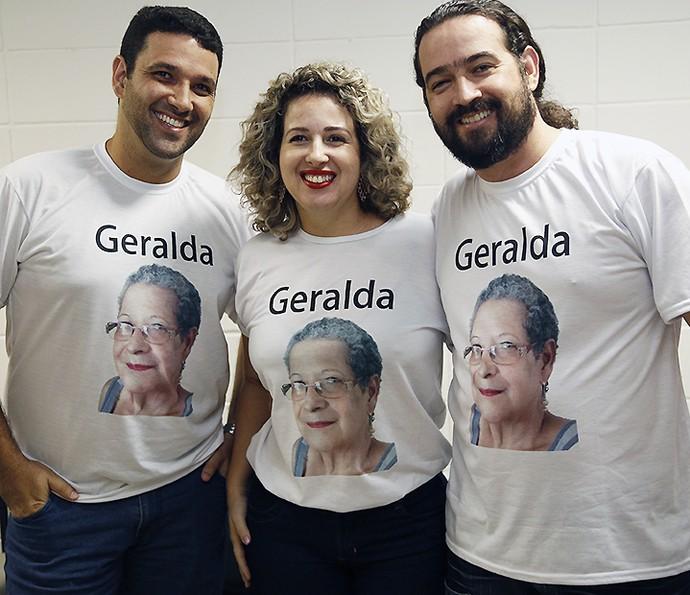 família Geralda  (Foto: Raphael Dias/Gshow)
