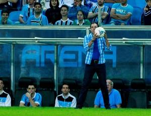 Vanderlei Luxemburgo, técnico do Grêmio (Foto: Wesley Santos/Agência PressDigital)
