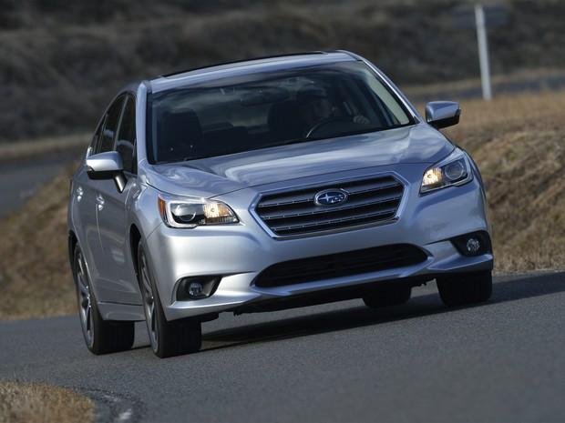 Novo Subaru Legacy (Foto: Divulgação)
