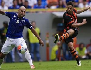 Bruno Rodrigo, meio-campo do Cruzeiro