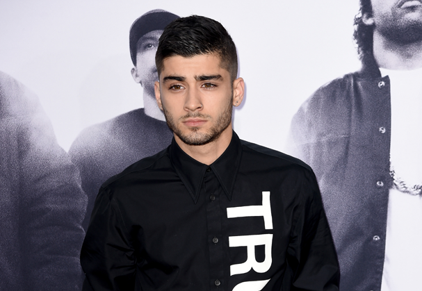 Zayn Malik se abriu com seus fãs (Foto: Kevin Winter/Getty Images)