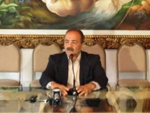 Chico Rodrigues (PSB) segue como governador de Roraima até o dia 31 de dezembro de 2014 (Foto: Foto Jackson Félix)