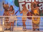 Anitta e Daniela Mercury cantam juntas no carnaval baiano