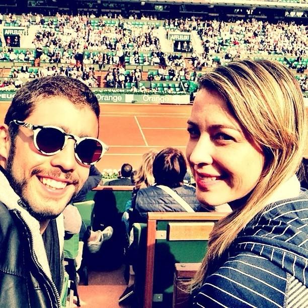 Pedro Scooby e Luana Piovani (Foto: Reprodução/Twitter)