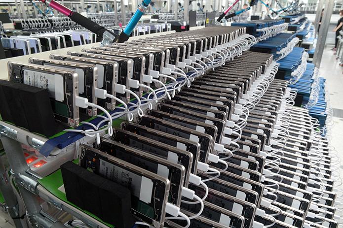 Samsung criou laboratório específico para descobrir a origem dos defeitos do Note 7 (Foto: Divulgação/Samsung) (Foto: Samsung criou laboratório específico para descobrir a origem dos defeitos do Note 7 (Foto: Divulgação/Samsung))