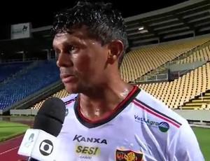 Roberto Jacaré (Foto: Reprodução/TV Verdes Mares)