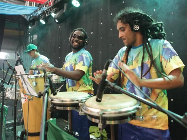 Banda Bem Brasil em Louveira (Foto: Divulgação/ prefeitura de Louveira)