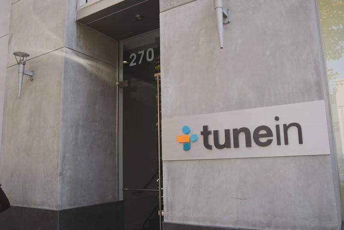 Escritórios da equipe TuneIn em Palo Alto, California (Foto: Divulgação/TuneIn)