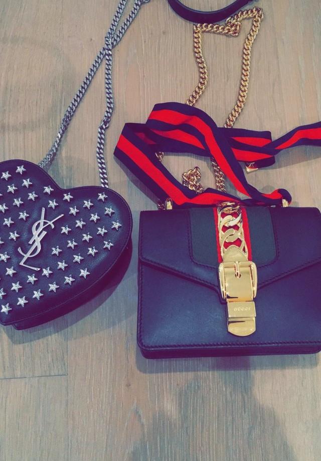 Bolsas YSL e Gucci (Foto: Reprodução)