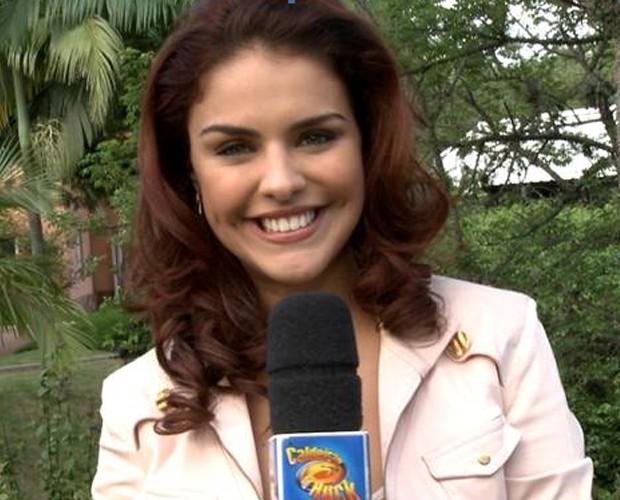Paloma Bernadi (Foto: Caldeirão do Huck/TV Globo)
