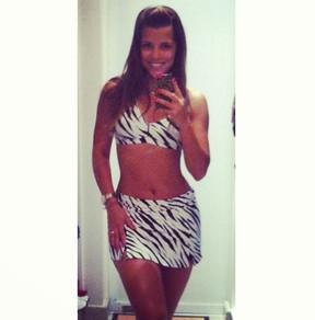 Renata Santos (Foto: Instagram/ Reprodução)