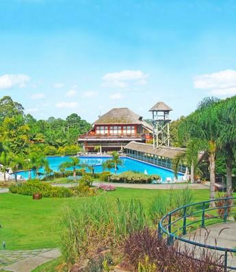 Base Equador Copa - Vila Ventura Hotel Viamão (Foto: Divulgação / Vila Ventura)