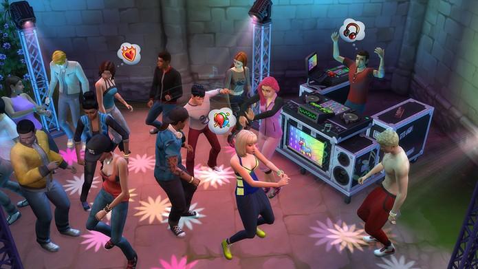 The Sims 4 Get Together (Foto: Divulgação)