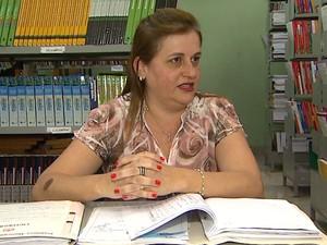 Alessandra Amorozo diz que Prefeitura de Cravinhos nunca desconfiou que associação era irregular (Foto: Maurício Glauco/EPTV)