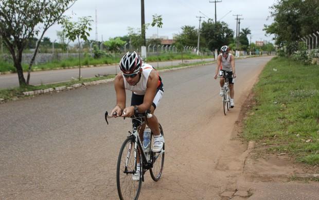 Equipe de triathlon de Rondônia (Foto: Larissa Vieira)