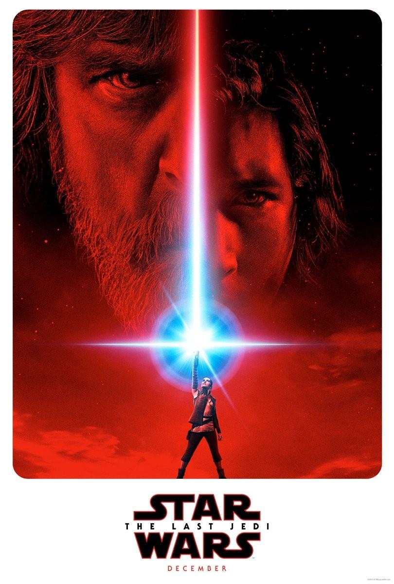 Pôster de 'Star Wars: O Último Jedi' (Foto: reprodução )