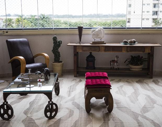 """Patrícia França: """"Na minha casa ideal, teria uma peça de Brunno Jahara"""" (Foto:  Daryan Dornelles)"""