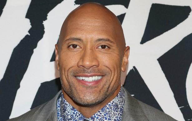 """""""The Rock"""" (""""A Rocha""""), como também é conhecido Dwayne Johnson, era um personagem bem mais raso na mídia quando se limitava à carreira de lutador profissional. Após dar passos no cinema, porém, ganhou muito em carisma e se tornou um astro requisitado. Que o digam a franquia 'Velozes e Furiosos' e seu mais recente blockbuster, 'Hércules'. (Foto: Getty Images)"""