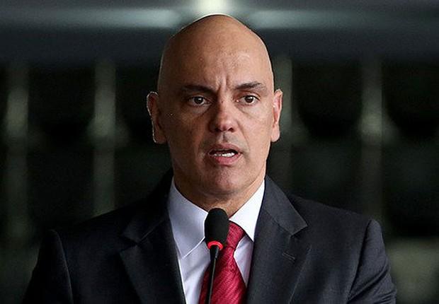 Alexandre de Moraes (Foto: Wilson Dias/Agência Brasil)