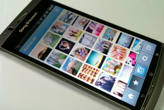 Instagram para Android (Foto: Allan Melo/TechTudo)