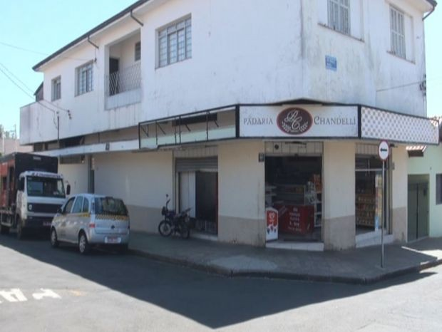 Padaria da Independência, em Piracicaba (Foto: Edijan Del Santo/EPTV)