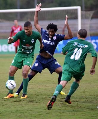 Campeonato Brasileiro Série D 2016: Espírito Santo x Boavista (Foto: A Gazeta)