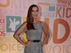 Ivete Sangalo e Tiago Leifert apresentam 'The Voice Kids'