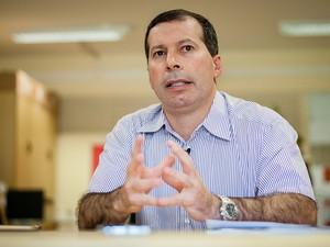 reitor Júlio Chebli UFJF universidade juiz de fora (Foto: Stefânia Sangi/ Divulgação)
