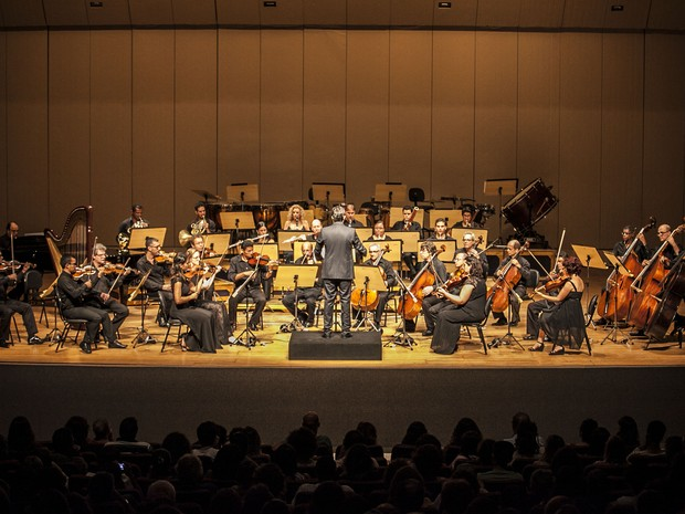 Osba apresenta concerto gratuito pela série Carybé na sexta-feira no Palacete das Artes, em Salvador (Foto: Divulgação)