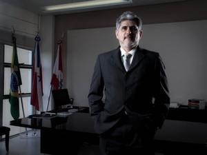 Reitor da UFPA renuncia ao cargo. (Foto: Divulgação/UFPA)