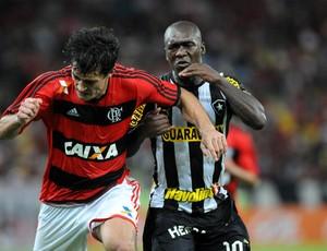 Seedorf Botafogo x Flamengo (Foto: André Durão / Globoesporte.com)