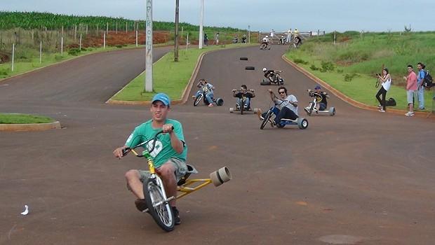 2º Encontro de Longboard em Foz (Foto: Divulgação/RPC TV)
