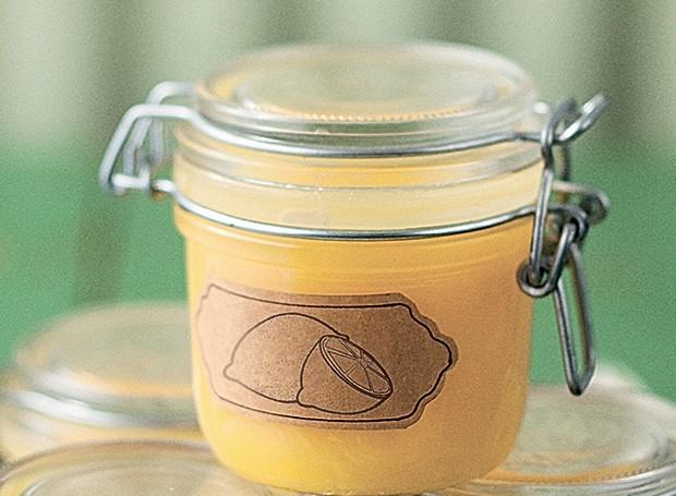 Creme de limão-siciliano de micro-ondas (Foto: Great Stock!)