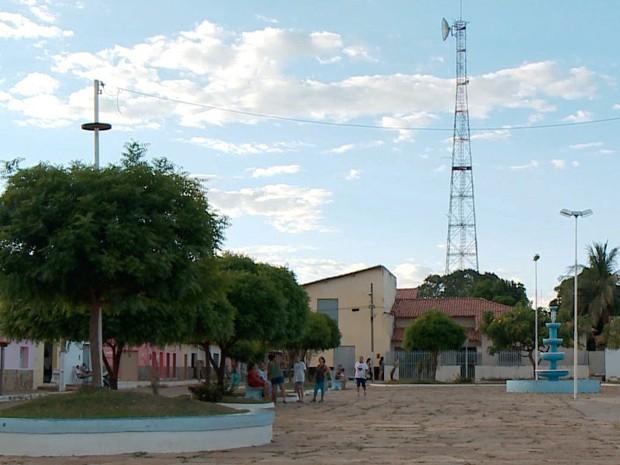 Crime ocorreu na cidade de Sigefredo Pacheco, Norte do Piauí (Foto: Reprodução/TV Clube)