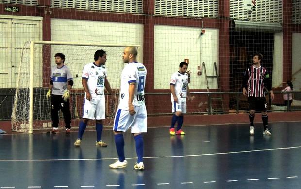 São Paulo/Suzano e Itapeva Copa Federação Futsal (Foto: Thiago Fidelix)