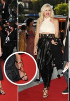 Sandália do designer Giuseppe Zanotti vira hit entre famosas