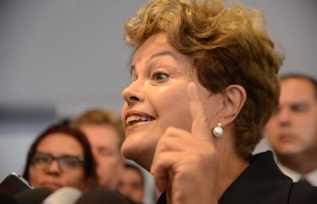 Dilma Rousseff (Foto: Elza Fiúza/Agência Brasil)