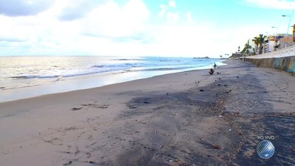 Veja quais são as praias impróprias para banho em Salvador e região