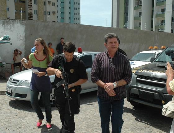 Operação Taturana foi deflagrada em 2007 (Foto: Agência O Globo)