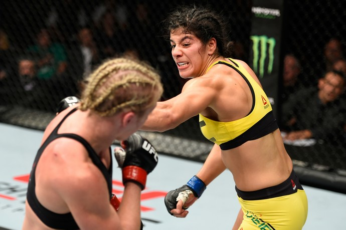 Ketlen Vieira x Kelly Faszholz UFC Portland (Foto: Getty Images)
