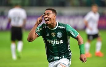 Palmeiras aceita oferta do City por Gabriel Jesus; atleta sai no fim de 2016