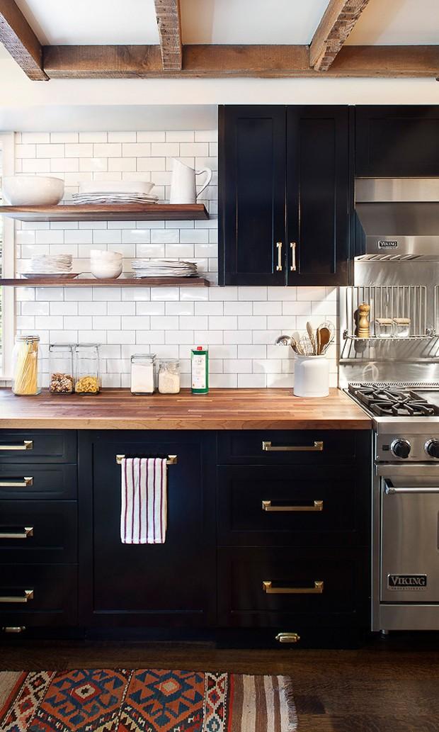 Décor do dia: sintonia fina na cozinha