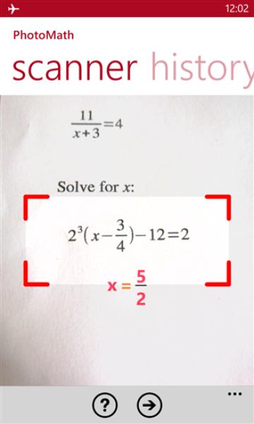Resolva cálculos matemáticos através do celular - Visual Dicas