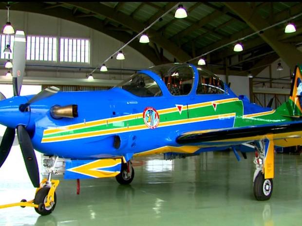 Super Tucano A-29 substitui o Tucano T-27 (Foto: Pedro Santana/EPTV)