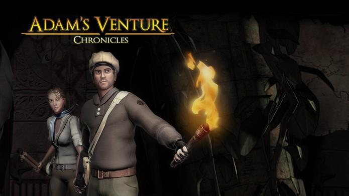 Adams Venture Chronicles. (Foto: Divulgação)