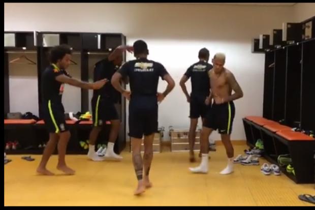 Neymar Jr RunningMan MyBoo (Foto: Reprodução/Instagram)