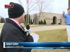 Repórter flagra ladrão de banco durante reportagem ao vivo nos EUA