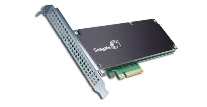 Novos SSDs PCIe da Seagate atingirão velocidades de 10 GB/s no fim do ano (Foto: Divulgação/Seagate)